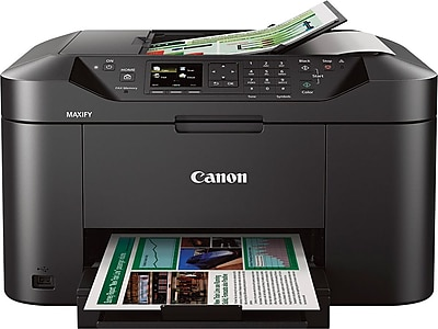 Canon MAXIFY MB2020 Mono All-In-One Inkjet Printer 1223140