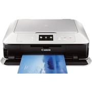 Canon PIXMA MG7520 Wireless All-in-One Inkjet Printer, White