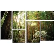 Ariane Moshayedi 'Muir Woods' Gallery-Wrapped Canvas Art, 6-Panel Set