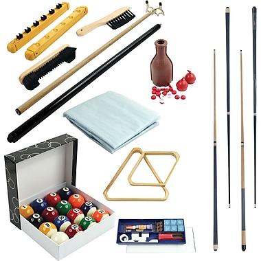 32 Piece Billiards Accessories Kit