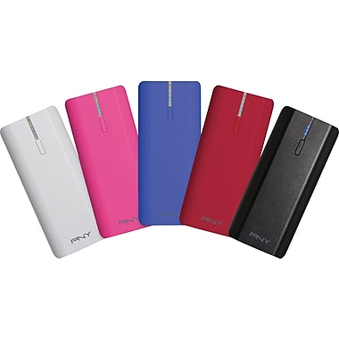 PNY Power Pack T4000, Assorted Colors