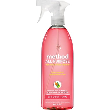 Method® All Purpose Cleaner, Pink Grapefruit, 28oz