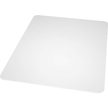 ES Robbins Robbins; 60''x46'' Vinyl Chair Mat for Hard Floor, Rectangular (ESR143022)