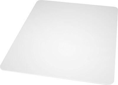 ES Robbins Robbins; 60''x46'' Vinyl Chair Mat for Hard Floor, Rectangular (ESR143022)