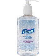 PURELL® Advanced Instant Hand Sanitizer, Pump, 12 oz., 12/Ct