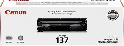 Canon 137 Black Toner (9435B001AA)