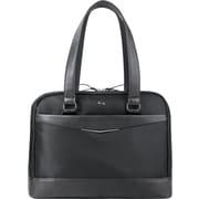"Solo® Executive Tote Bag for Laptop Computer , Black, 15.6"""