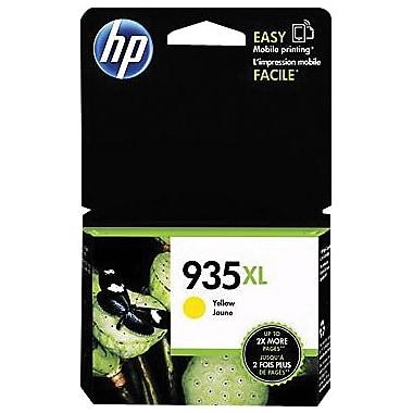 HP - Cartouche d'encre originale 935XL jaune, haut rendement