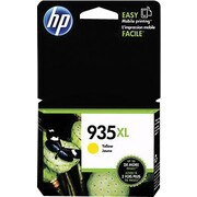 HP 935XL Yellow High Yield Original Ink Cartridge (C2P26AN)