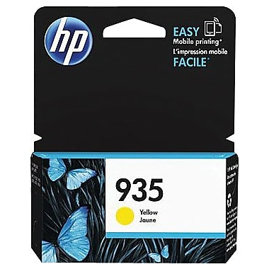 HP 935 Yellow Original Ink Cartridge (C2P22AN)