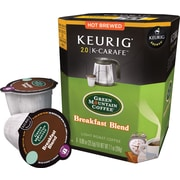 Keurig Green Mountain Breakfast Blend Coffee 2.0 K-Carafe Pack Regular 8/Pack (4600)