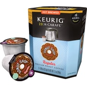 The Original Donut Shop® Coffee, Regular Keurig® K-Carafe™ Pods, 8 Count