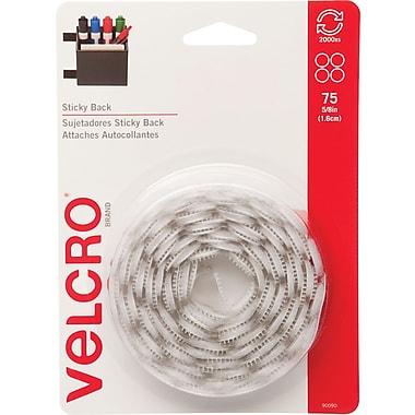 VELCRO® Brand Sticky Back™ Coins 5/8