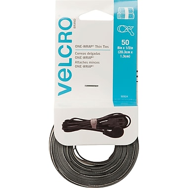 VELCRO® Brand Reusable Ties, 8