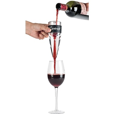 Carteret Collections Wine Aerator with Inner Cup
