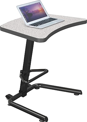 Balt Up Rite Adjustable 266 Student Desk Gray 905324622BK