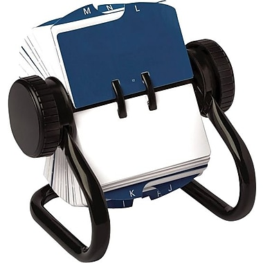 Rolodex™ Rotary Card File, 500-Card, 2-1/4