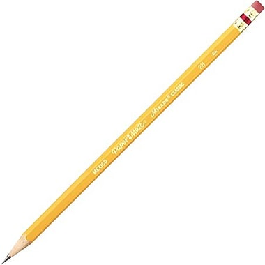 Papermate® Mirado Lead Pencils, #4 2H, Hard, 12-Pack