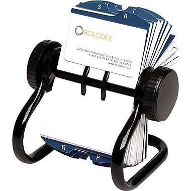 Rolodex™ Rotary Card File, 200-Sleeve, 2-5/8