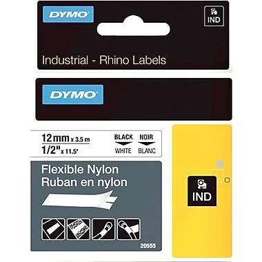 DYMO® Rhino Label Tape, 12mm (1/2