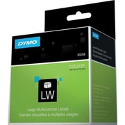 "DYMO® LabelWriter 3.5"" Diskette Labels, 2-1/8"" x 2-3/4"", 30258"