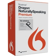 Dragon NaturallySpeaking Premium Wireless v13 [Boxed]