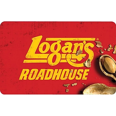 Logan's Roadhouse Gift Card $50 (Email Delivery)