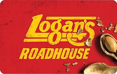 Logan's Roadhouse Gift Card $100 (Email Delivery)