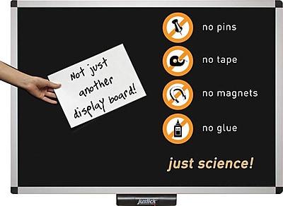Justick® Electro-Adhesion Display & Bulletin Board 36