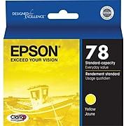 Epson 78 Yellow Standard Yield Ink Cartridge