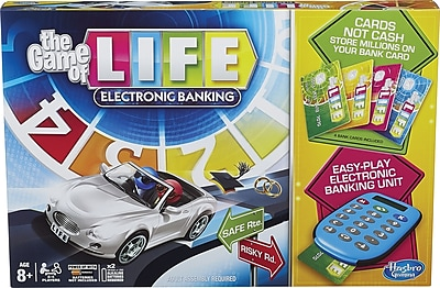Game of Life Electronic Banking (W11751)