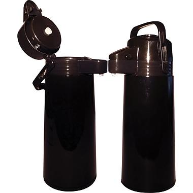 Pot à pompe pour boisson chaude