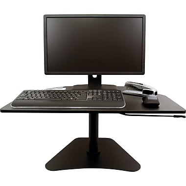 Victor® High Rise Adjustable Stand-Up Desk Converter (DC200)