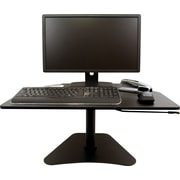 Victor Technology DC200 High Rise Adjustable Stand-Up Desk Converter
