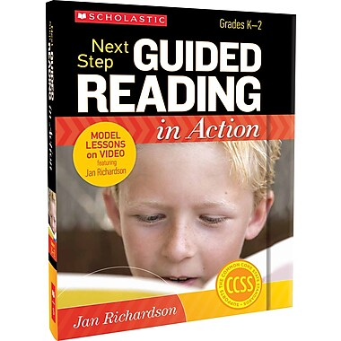 Scholastic Teaching Resources Next Step Guided Reading in Action Book, Grades K-2