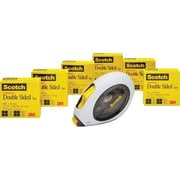 Scotch® Double-Sided Tape Applicator Value Pack