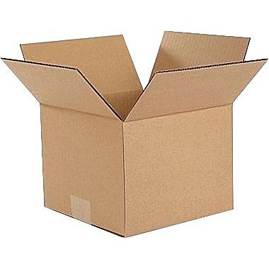 8''x8''x6'' Staples Shipping Box, 25/Bundle (60-080806)
