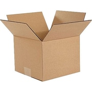 8''x8''x6'' Staples Shipping Box, 25/Bundle (60-080806)