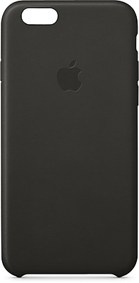 Apple® iPhone® 6 Leather Case, Black