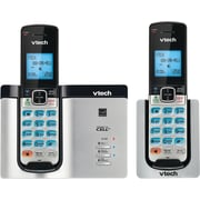VTech DS6611-2 2 Handset Connect to Cell Cordless System
