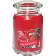 Yankee Candle® Holiday Cinnamon Candle, Large Jar