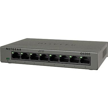 NETGEAR 8-Port Gigabit Switch – Essentials Edition (GS308)
