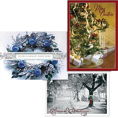 Custom Corporate Holiday Cards