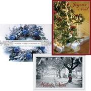 Cartes de Noël personnalisées pour entreprises