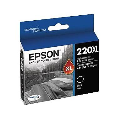 Epson - Cartouche d'encre noire DURABrite Ultra 220XL, haut rendement (T220XL120-S)