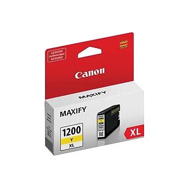 Canon - Réservoir d'encre PGI-1200XL jaune, haut rendement