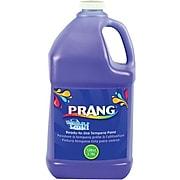 Prang® (Dixon Ticonderoga®) Washable Ready-to-Use Paint, Violet, 128 oz.