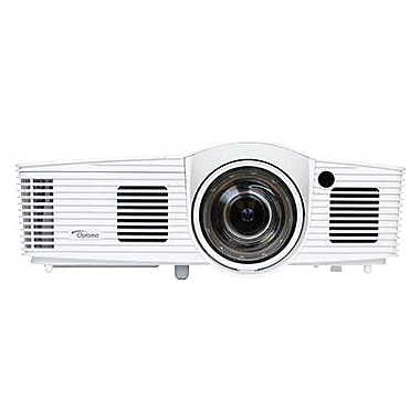 Optoma EH200ST HD 1080p Data Projector, White