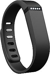 Fitbit Flex Wireless Activity And Sleep Wristband, Black (FB401BK)