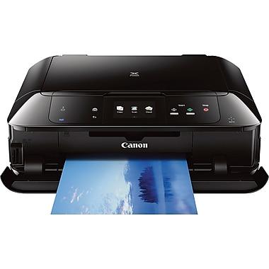Canon PIXMA MG7520 Wireless All-in-One Inkjet Printer, Black